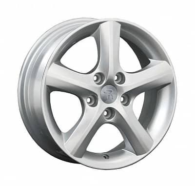 Диск колесный Replay SZ8 6xR16 5x114,3 ET50 ЦО60,1 серебристый 079404-430012002