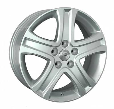Диск колесный Replay SZ5 6,5xR16 5x114,3 ET45 ЦО60,1 серебристый 079402-430012021