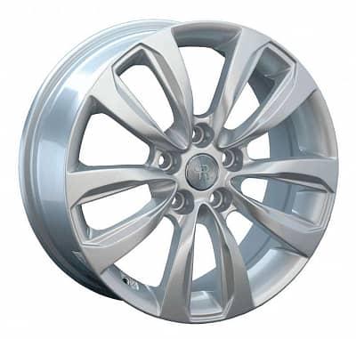 Диск колесный Replay HND41 7xR17 5x114,3 ET38,5 ЦО67,1 серебристый 079401-990143004