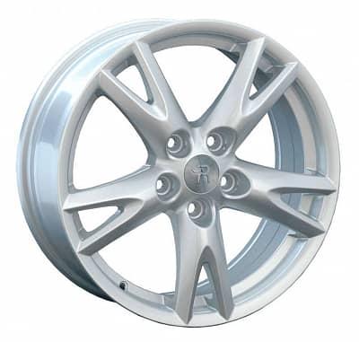 Диск колесный Replay NS48 6,5xR16 5x114,3 ET40 ЦО66,1 серебристый 001442-430010001