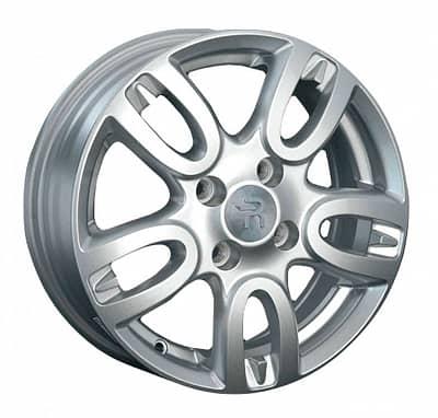 Диск колесный Replay NS165 6xR15 4x100 ET50 ЦО60,1 серебристый 031287-430010001