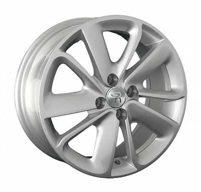 Диск колесный Replay RN168 6,5xR16 4x100 ET37 ЦО60,1 серебристый 046399-040011013