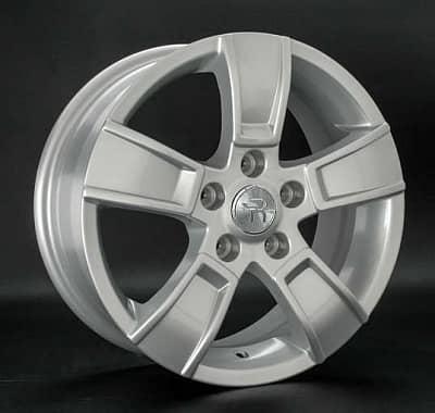 Диск колесный Replay HND8 6,5xR16 5x114,3 ET46 ЦО67,1 серебристый 016424-430143015