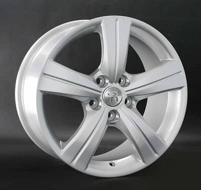 Диск колесный Replay LX10 7,5xR17 5x114,3 ET45 ЦО60,1 серебристый 006710-430123007