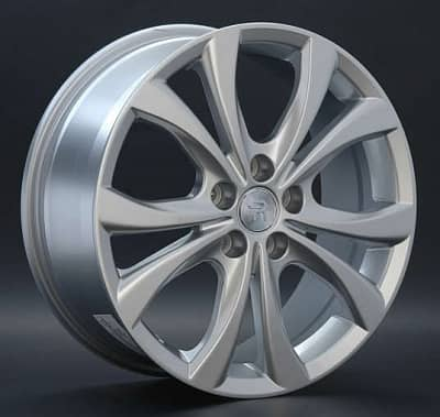 Диск колесный Replay MZ23 7xR17 5x114,3 ET45 ЦО67,1 серебристый 045051-160124004
