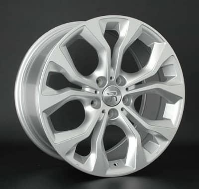 Диск колесный Replay B151 9xR19 5x120 ET48 ЦО74,1 серебристый 029448-430023005
