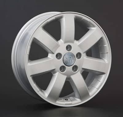 Диск колесный Replay H14 7xR18 5x114,3 ET50 ЦО64,1 серебристый 000102-120121003