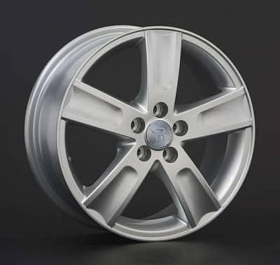 Диск колесный Replay TY41 6,5xR16 5x114,3 ET39 ЦО60,1 серебристый 008923-100125007