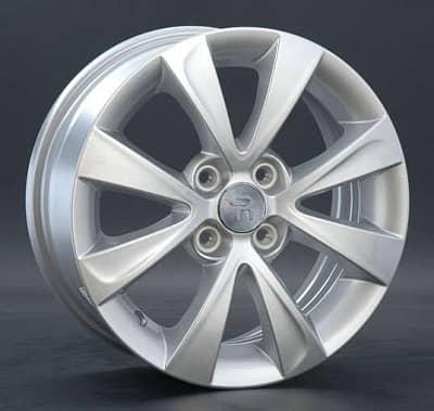 Диск колесный Replay KI56 6xR15 4x100 ET46 ЦО54,1 серебристый 045286-990146004
