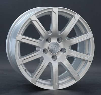 Диск колесный Replay VV87 8xR17 5x112 ET41 ЦО57,1 серебристый 016616-040029006