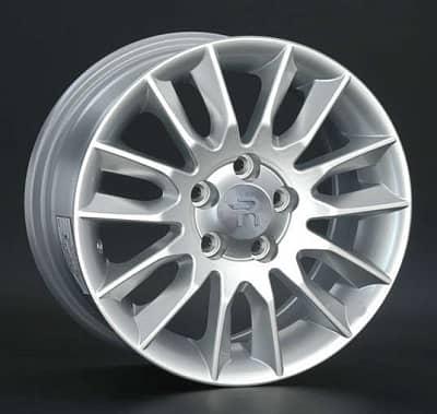 Диск колесный Replay SK30 6xR14 5x100 ET43 ЦО57,1 серебристый 018263-180035006