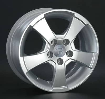 Диск колесный Replay SK29 6xR14 5x100 ET43 ЦО57,1 серебристый 018266-181101