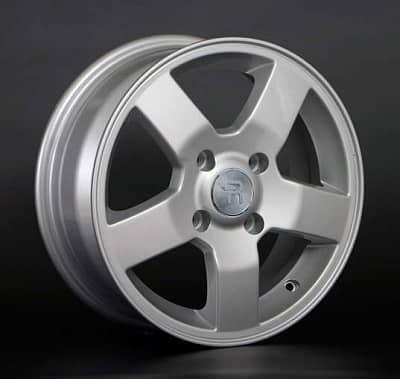 Диск колесный Replay KI57 6xR15 4x100 ET48 ЦО54,1 серебристый 020397-020146004