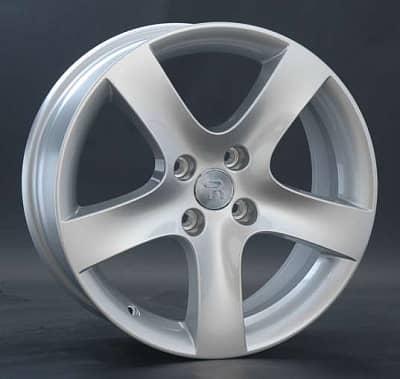 Диск колесный Replay PG17 7,5xR17 4x108 ET29 ЦО65,1 серебристый 019195-110034008