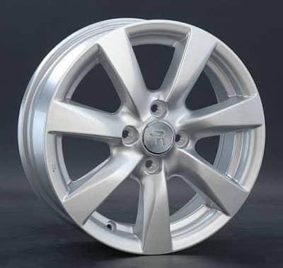 Диск колесный Replay GN45 6xR15 4x114,3 ET44 ЦО56,6 серебристый 018876-020025003