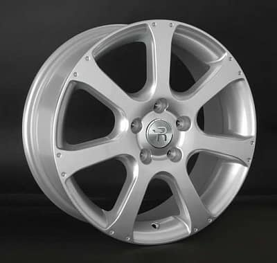 Диск колесный Replay H23 7xR18 5x114,3 ET50 ЦО64,1 серебристый 022624-121102