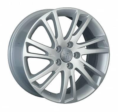 Диск колесный Replay V23 7,5xR17 5x108 ET49 ЦО67,1 серебристый 022829-041102
