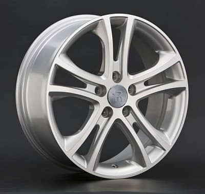 Диск колесный Replay SK23 7xR17 5x112 ET49 ЦО57,1 серебристый 020938-101102