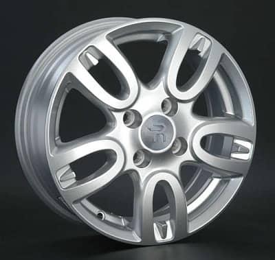 Диск колесный Replay RN63 5,5xR14 4x100 ET43 ЦО60,1 серебристый 018278-430011013
