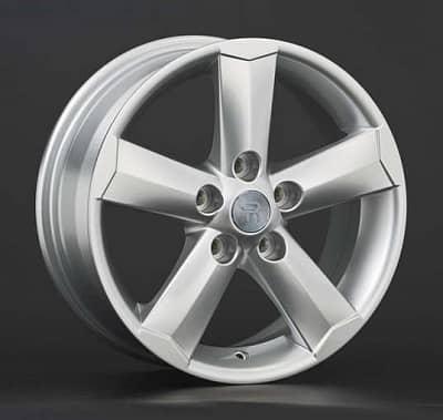 Диск колесный Replay NS39 6,5xR16 5x114,3 ET40 ЦО66,1 серебристый 000603-430010001