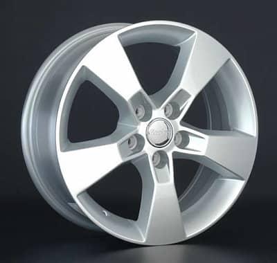 Диск колесный Replay OPL43 6,5xR15 5x105 ET39 ЦО56,6 серебристый 026423-000001