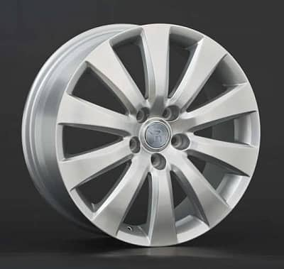 Диск колесный Replay MZ22 7,5xR18 5x114,3 ET50 ЦО67,1 серебристый 000793-430124004