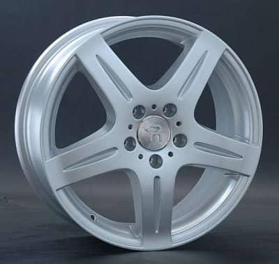 Диск колесный Replay VV67 6,5xR16 5x120 ET60 ЦО65,1 серебристый 044990-100029006