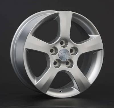 Диск колесный Replay NS153 6,5xR16 5x114,3 ET40 ЦО66,1 серебристый 028767-991102