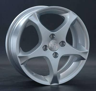 Диск колесный Replay RN5 5,5xR14 4x100 ET43 ЦО60,1 серебристый 002359-180011013