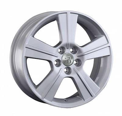 Диск колесный Replay SB11 6,5xR16 5x100 ET48 ЦО56,1 серебристый 019086-190254002
