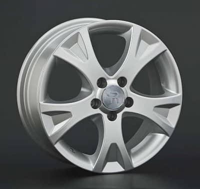 Диск колесный Replay VV42 6xR15 5x112 ET47 ЦО57,1 серебристый 006278-020029006