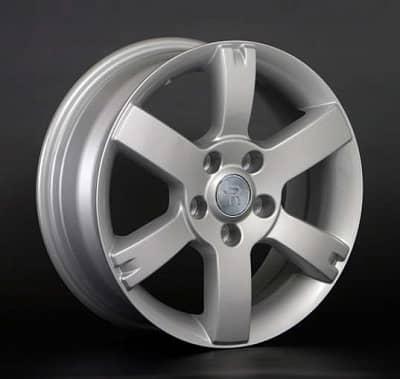Диск колесный Replay NS29 6,5xR16 5x114,3 ET40 ЦО66,1 серебристый 004315-430067002