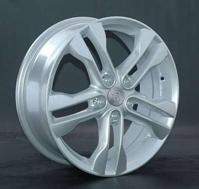Диск колесный Replay TY206 6,5xR16 5x114,3 ET45 ЦО60,1 серебристый 031381-180125004