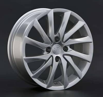 Диск колесный Replay PG50 6,5xR16 4x108 ET32 ЦО65,1 серебристый 022456-071108
