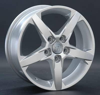 Диск колесный Replay FD36 7xR17 5x108 ET50 ЦО63,3 серебристый 028626-180132003