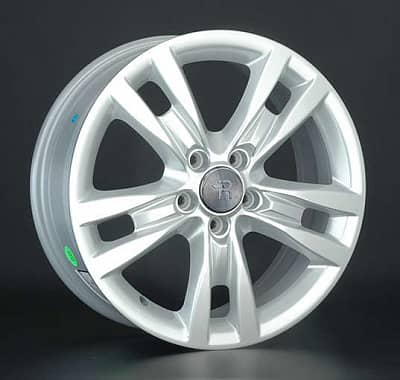 Диск колесный Replay FD61 7xR17 5x108 ET50 ЦО63,3 серебристый 022461-070132003