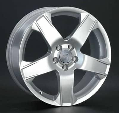 Диск колесный Replay KI105 6xR15 4x100 ET48 ЦО54,1 серебристый 022602-180146004