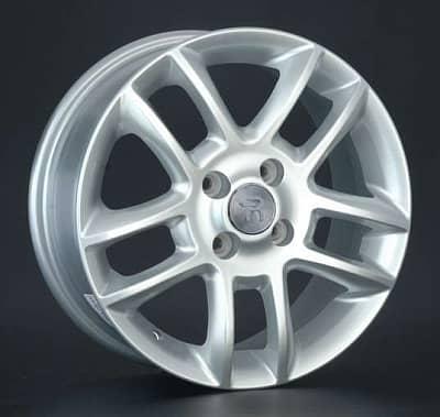 Диск колесный Replay KI117 6xR15 4x100 ET48 ЦО54,1 серебристый 023324-120146004