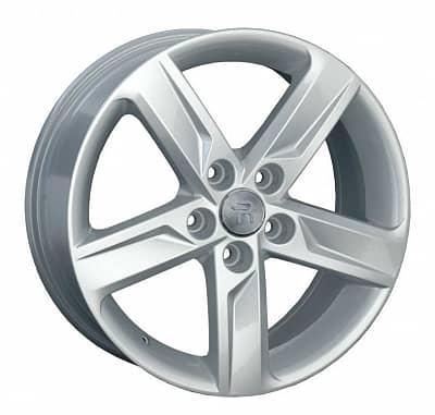 Диск колесный Replay TY113 7xR17 5x114,3 ET39 ЦО60,1 серебристый 025838-040264004