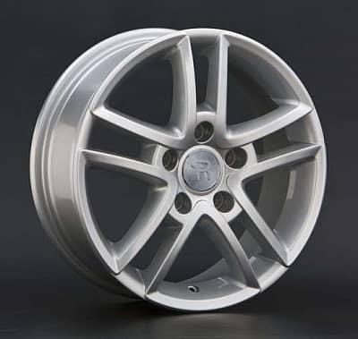 Диск колесный Replay VV30 6,5xR16 5x120 ET51 ЦО65,1 серебристый 017349-070029006