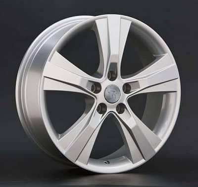 Диск колесный Replay GN23 6,5xR16 5x105 ET39 ЦО56,6 серебристый 000852-040025015