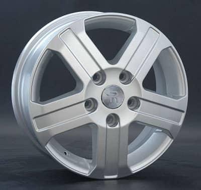Диск колесный Replay FT18 6xR16 5x130 ET68 ЦО78,1 серебристый 024128-070054020