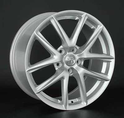 Диск колесный Replay LX55 7,5xR17 5x114,3 ET45 ЦО60,1 серебристый 030105-070212004