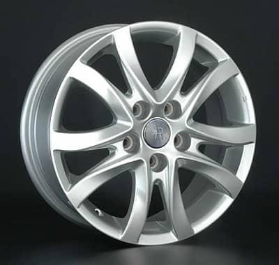 Диск колесный Replay MZ63 6,5xR16 5x114,3 ET50 ЦО67,1 серебристый 024432-050124004