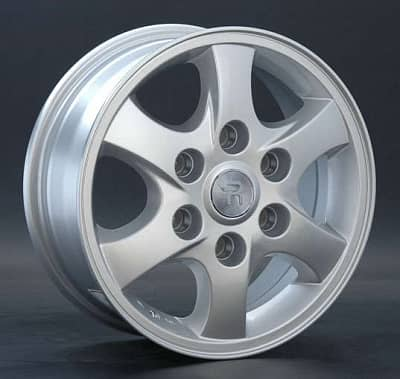 Диск колесный Replay TY91 6xR15 6x139,7 ET30 ЦО106,1 серебристый 016634-160125018