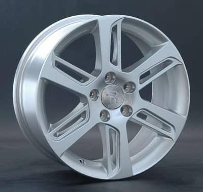 Диск колесный Replay V19 7xR16 5x108 ET49 ЦО65,1 серебристый 016864-180047006