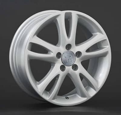 Диск колесный Replay VV84 6xR15 5x112 ET43 ЦО57,1 серебристый 026379-990029006