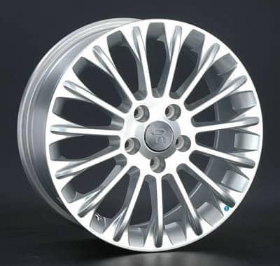 Диск колесный Replay FD45 7xR17 5x108 ET50 ЦО63,3 серебристый 028630-180132003