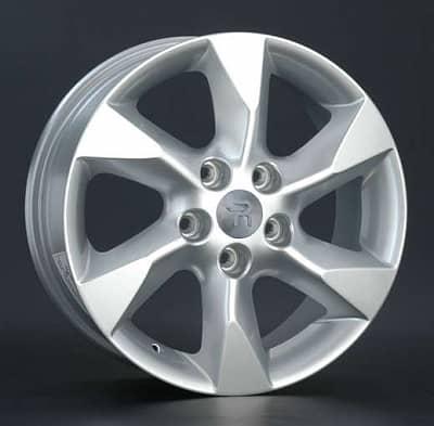 Диск колесный Replay MI115 6,5xR16 5x114,3 ET38 ЦО67,1 серебристый 033086-990164004