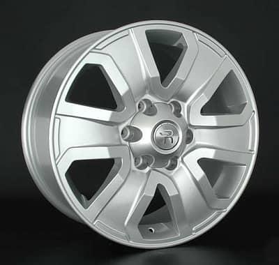 Диск колесный Replay TY188 7,5xR18 6x139,7 ET25 ЦО106,1 серебристый 030867-070640007